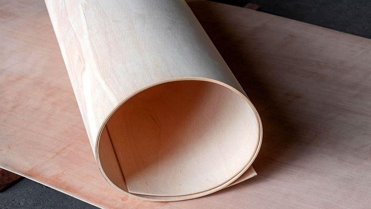 ไม้อัดและไม้อัดดัดโค้ง กับตัวอย่างการนำไปใช้ในงานBuild-inที่น่าสนใจ ภาพประกอบ