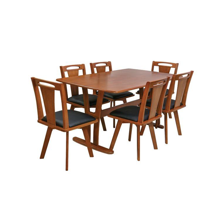 ชุดโต๊ะรับประทานอาหาร จากบริษัท อีสต์โคสท์เฟอร์นิเทค จำกัด (มหาชน) หรือ ECF
