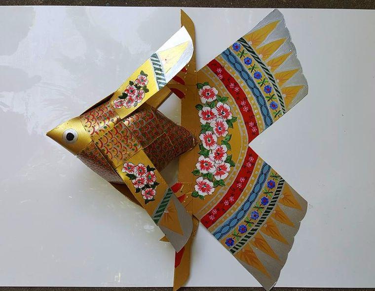 Image result for ปลาตะเพียนสานของมงคล