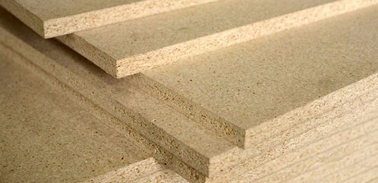 Hardboard Building Materials ~ วัสดุเเนะนำ แผ่นไม้อัด particle board กับคุณสมบัติที่