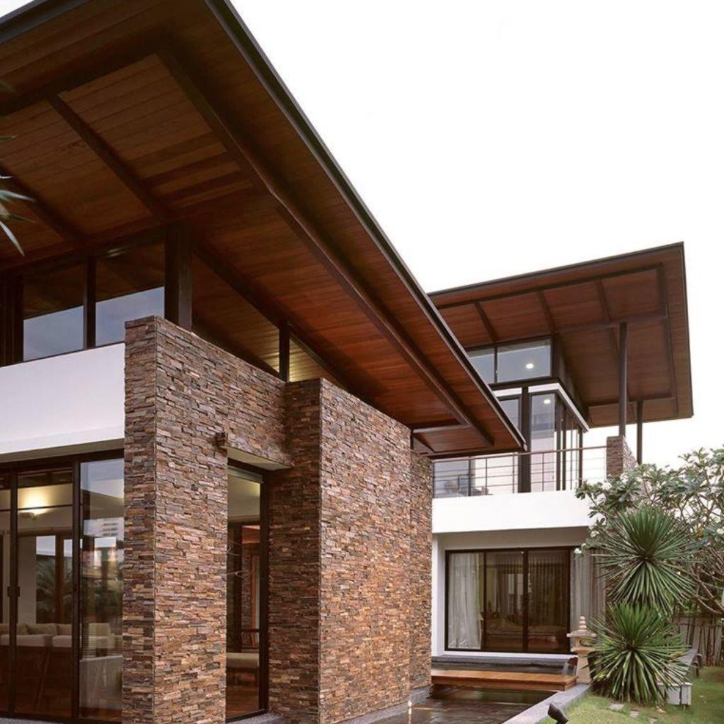 Bridge House By Junsekino Architect And Design: Nature House - Junsekino Architect And Design